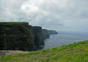 Cliffs Of Moher by Flyy1