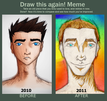 Improvement Meme by Number-14