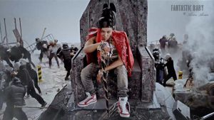 Fantastic Baby - GD X by SCHIZOPHRENIC-ALICE