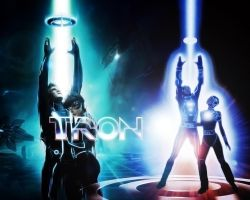 Tron wallpaper by Heriorh