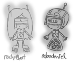 Robodolls by bemine-lordtourettes