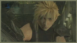 FFVII : PS3demo *Cloud Strife by RogueVincent