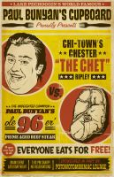 Chet Ripley Vs. The Ole 96er' by Weidel