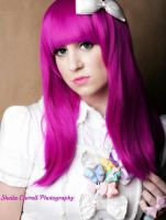 Lindsey - Daily Doll Magenta by GothicLolitaWigs