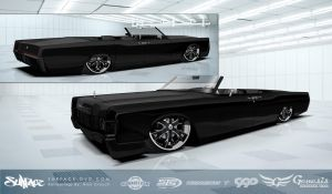 lincoln roadster by SurfaceNick