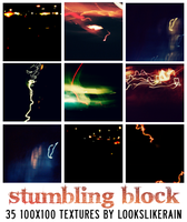 Stumbling Block by lookslikerain