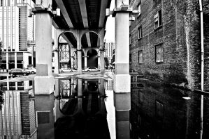 under the bridge 1 by Me-mice-elf-and-eye