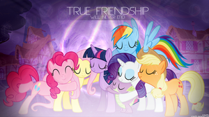 True Friendship by Cr4zyPPL