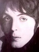 Paul McCartney by georginaflood