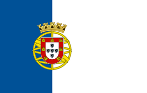 Flag of the Portuguese Republic by ramones1986
