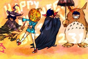 Halloween Birthday! by BROTERS707