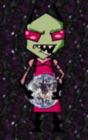 Zim Conquers Earth by DoOm-Wolf
