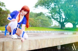 Kasumi (Dead Or Alive) by AndyWana