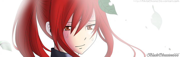 Erza:3 by BlackObsession666