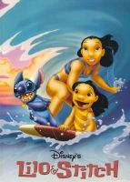 Here Comes Lilo and Stitch by dlee1293847