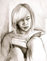 Dasha reading by carvenaked