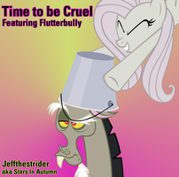 Time to be Cruel Art by Jeffthestrider