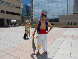 Otakon 2012 - Aladdin Cosplay by Angel1224