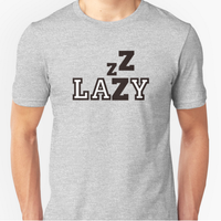 Lazy print tshirt by SugarHit