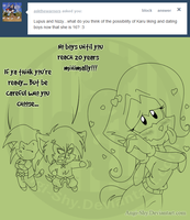 AskTheShyFamily - dating by Angi-Shy