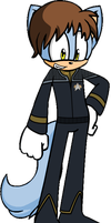Sonic Trek: Lt. Cmdr. Skicters the Squirrel (2373) by MasterAccount