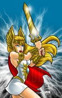 she-ra by chachaman