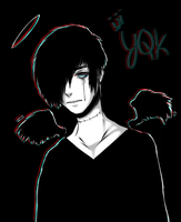 Between Angels and Insects by YQK