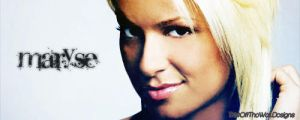 Maryse Signature by TristanStormdrifter