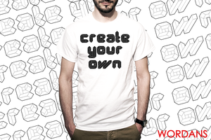 5 REASONS TO CREATE CUSTOM DESIGNED T-SHIRTS by wordanscustomtshirts
