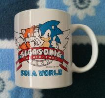 SEGA World Mug by Blue-Sonikku