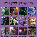 2014 Art Summary and a Special Message by Octeapi