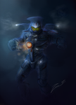 Gipsy Danger by Zucon