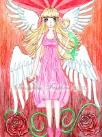 Angel of Hope by SeraphimFeathers
