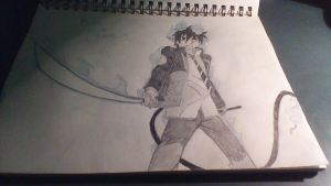 The Blue Exorcist by Nightwing430