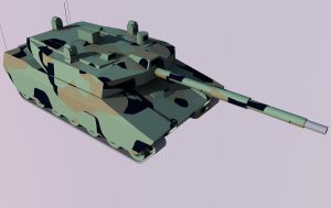 M8A1 Tiamat MBT by RobiS89