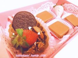 Valentine's Day Chocolate 2012 by bentobear