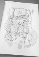 Russian aestetic by Drawing-Heart