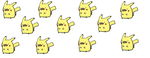 Pikastache GIF! by superluigilink