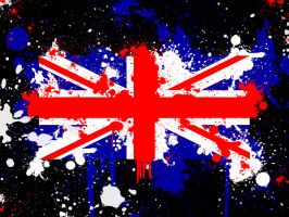 Union Jack Remix by v-quo