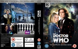 The New Eighth Doctor Adventures Series 2 by Hisi79