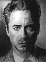 Robert Downey, Jr. by otong666