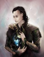 Loki by Anree-Bekker