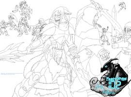 The Battle for Hayatala (updated outline) by FrostWyrm102