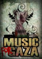music 4 gaza by gaLrcka