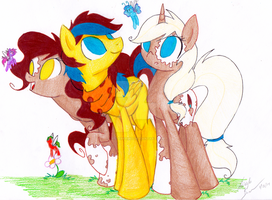 Meet the Breezies  by PitterPaint