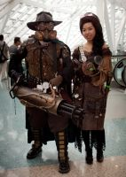 Steampunk - Comikaze by EriTesPhoto