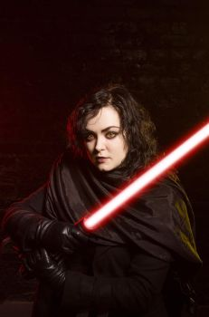 Sith Lady by MadHatters-Wife
