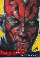 Darth Maul by gph-artist