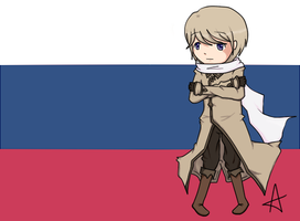 Russia by Arianne-chan