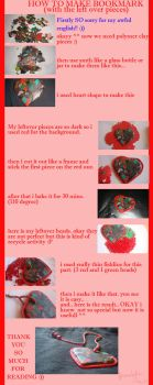 Bookmark Tutorial by FimolaTe